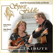 Spirit Fiddle - Fiddle and Guitar Duo